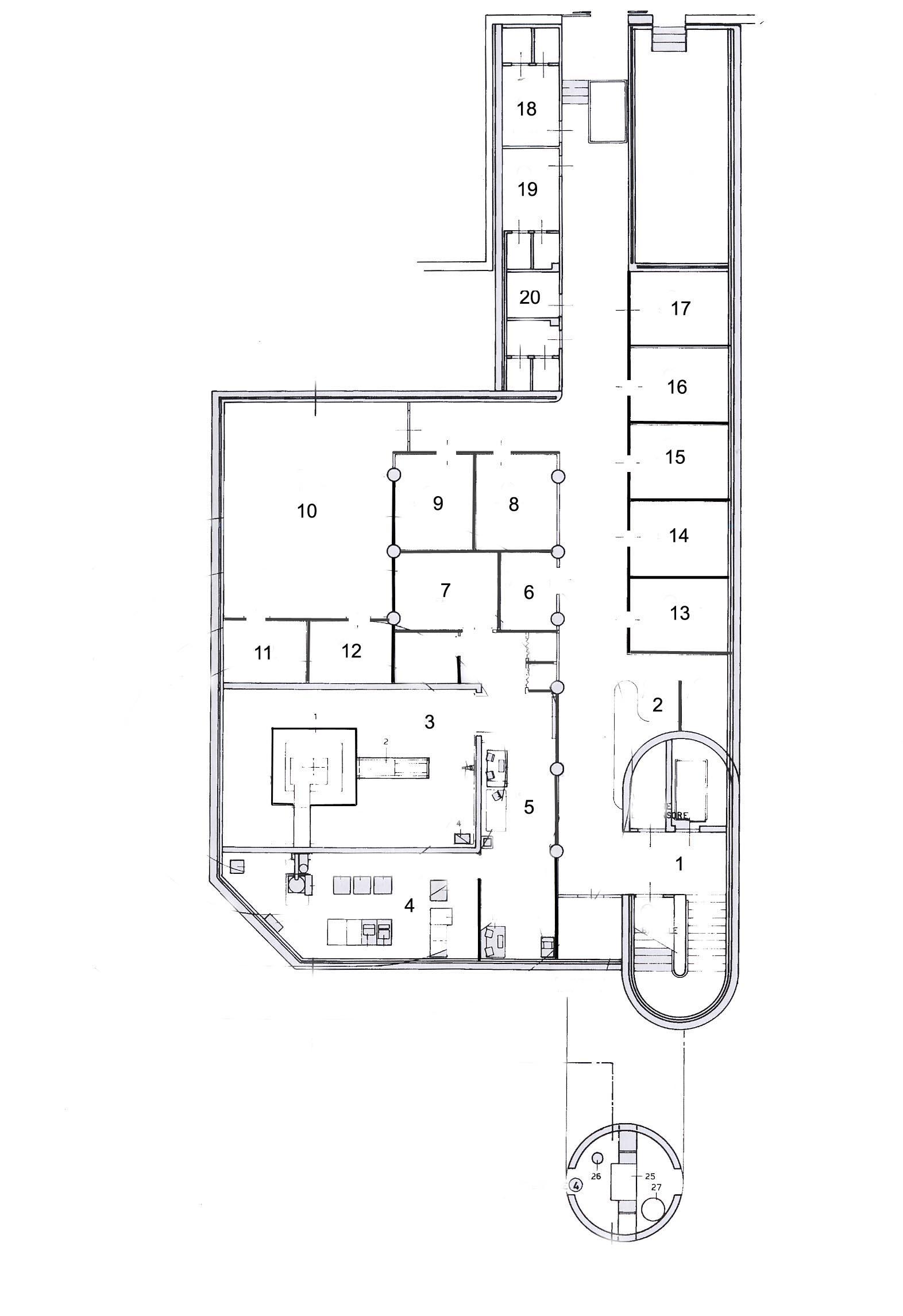 La storia della radiologia pavese istituto di radiologia for 1 5 piani di fattoria di storia