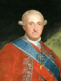 Carlo IV di Spagna -