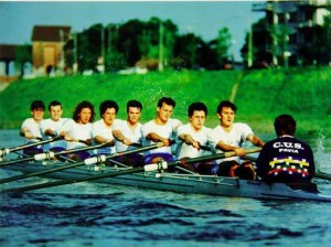 In 2011 the Pavia rowing team came first in an international tournament against Oxford, Cambridge and Pisa
